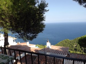 Apartment with sea views in La Borna