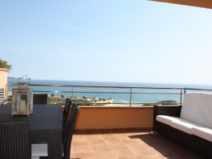 Sa Calma Apartment with lovely sea views for sale