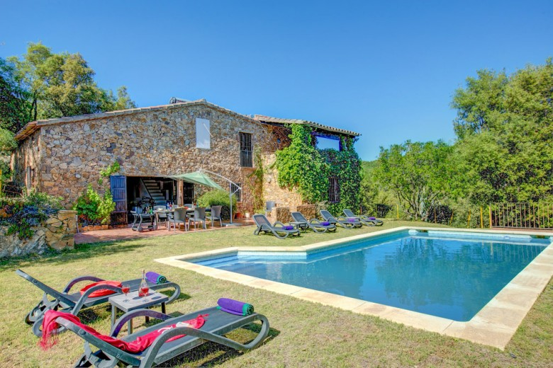 Gorgeous Country House With Lots Of Character Set In Rolling Countryside  Near The Beaches Of The Costa Brava, Costa Brava Connections, Villa Rentals  Begur ...
