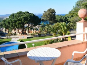 Small duplex apartment in Sa Punta, Begur