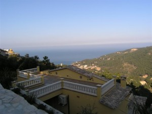 Lovely villa with great sea views in Begur for Sale