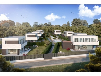 SON RICH GARDEN VILLAS FOR SALE IN BEGUR